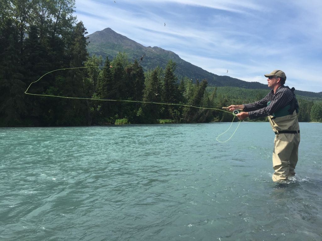 Brad kirr fly fishing guide fly dreamers directory for Fly fishing flies chart