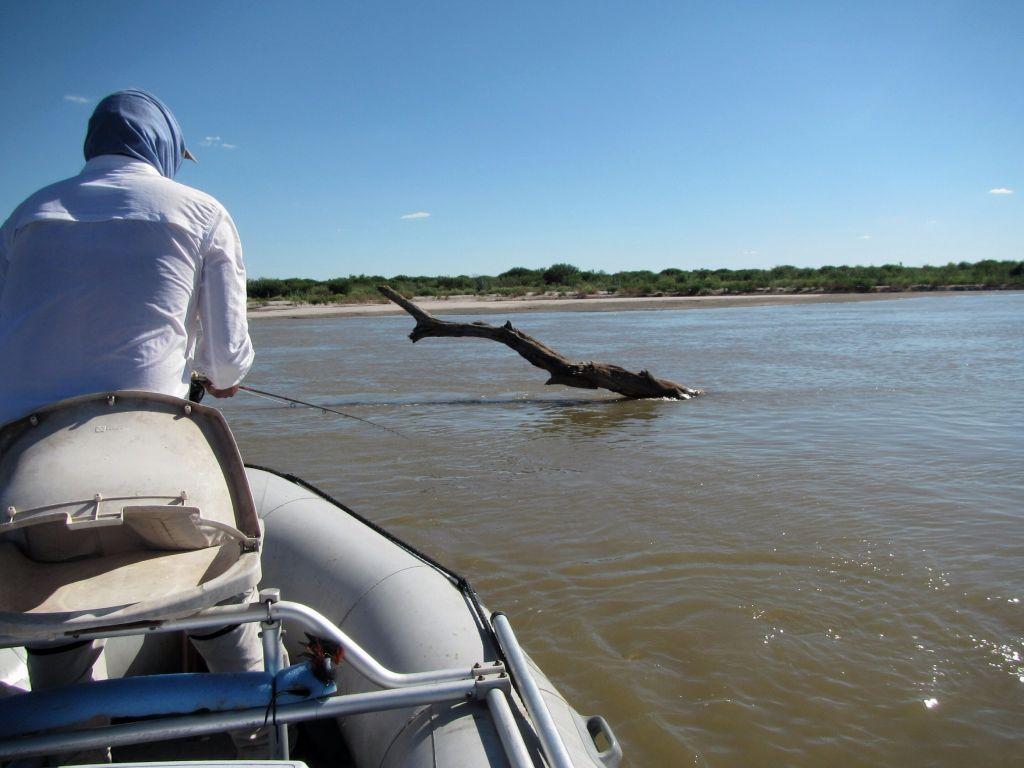 Flotadas Río Dulce