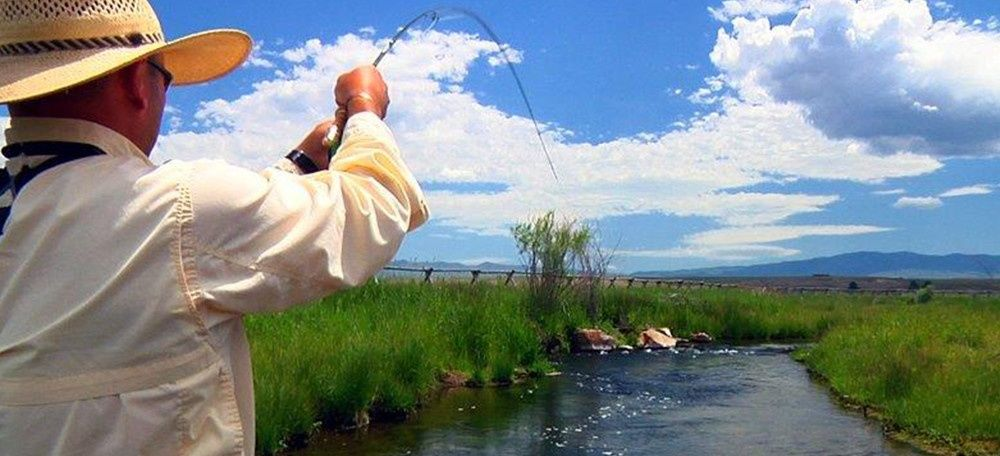 Healing waters lodge fly fishing lodge fly dreamers for Healing waters fly fishing