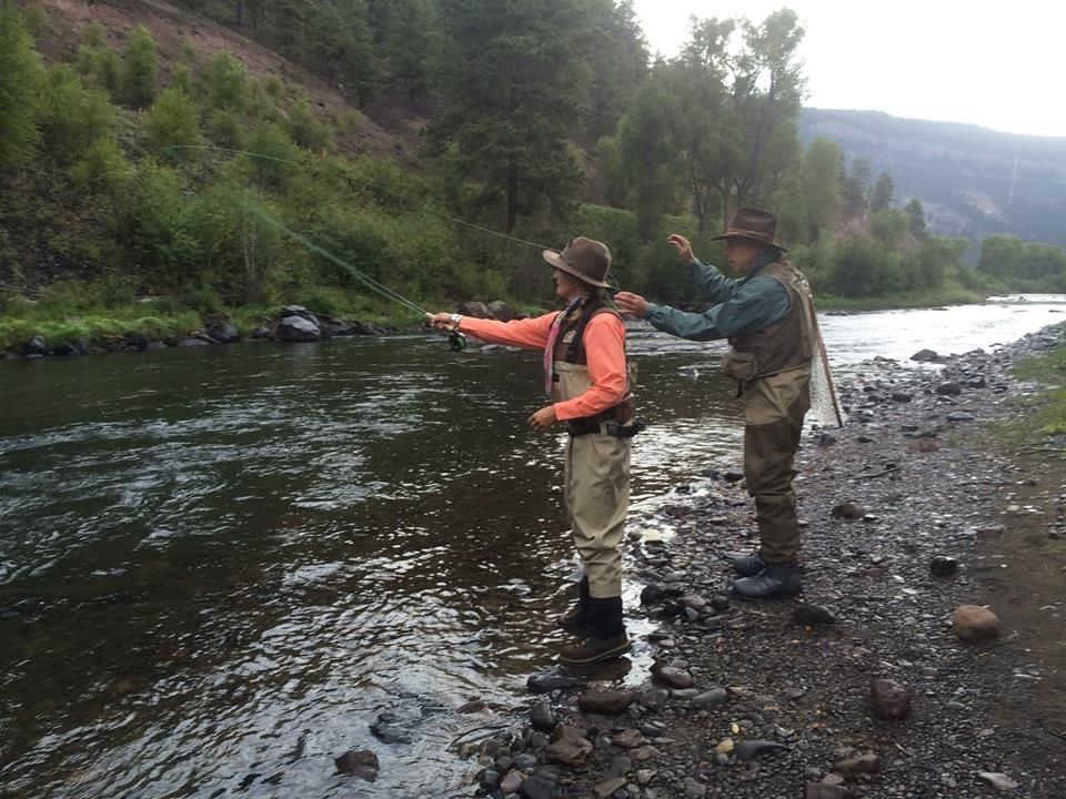 Rainbow trout ranch fly fishing ranch fly dreamers for Trout farm fishing