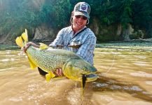 Chris Eckley 's Fly-fishing Catch of a Tiger of the River | Fly dreamers
