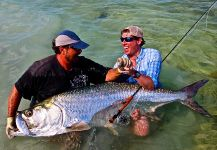 Fly-fishing Image of Tarpon shared by Chris Eckley | Fly dreamers
