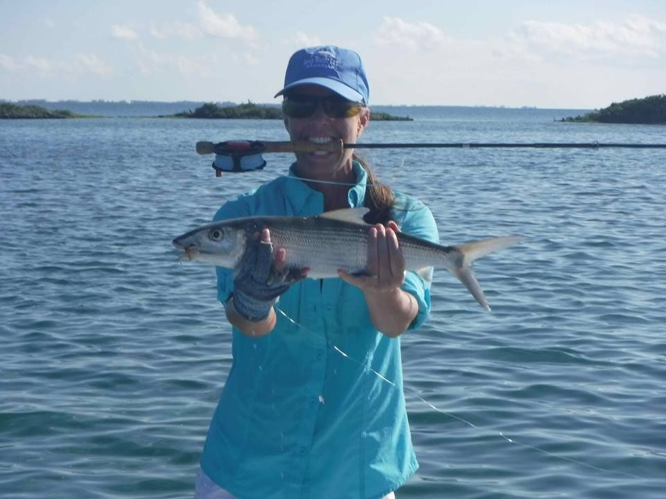 Deep water cay fly fishing lodge fly dreamers directory for Deep water fish