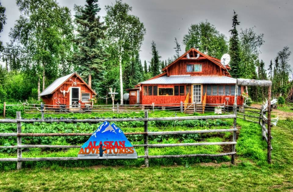 Fishing lodges in us for Fishing camps for sale in mississippi