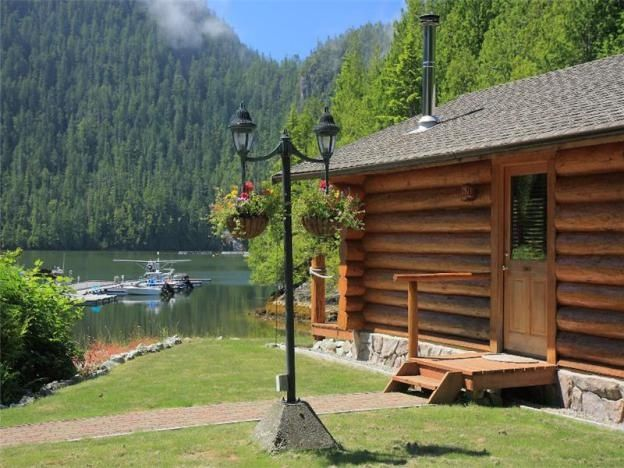 Eagle nook lodge fly fishing lodge fly dreamers directory for British columbia fishing lodges