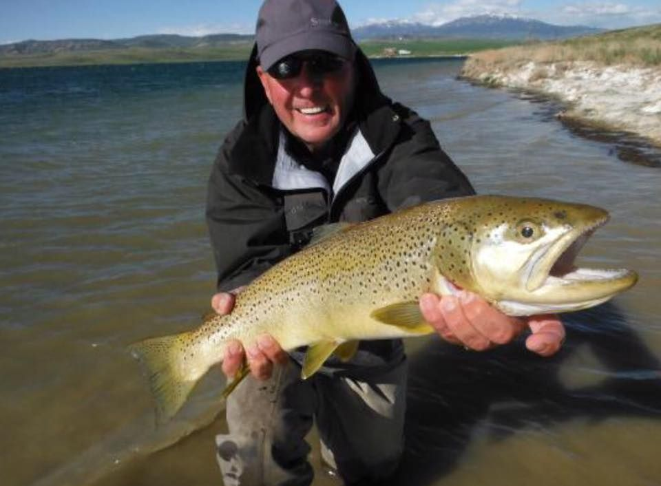 Monster lake ranch fly fishing ranch fly dreamers for Cody wyoming fly fishing