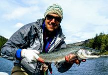 Dylan Brandt 's Fly-fishing Catch of a Bull trout | Fly dreamers