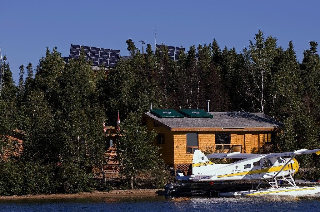 Scott lake lodge fly fishing lodge fly dreamers directory for Canada fishing lodges
