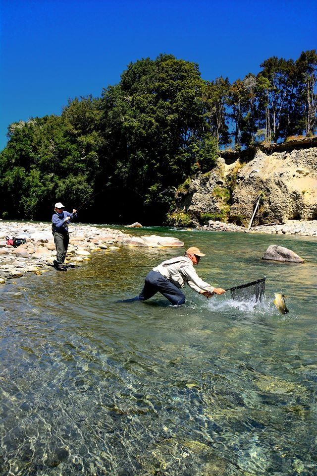 Owen river lodge fly fishing lodge fly dreamers directory for Fly fishing new zealand