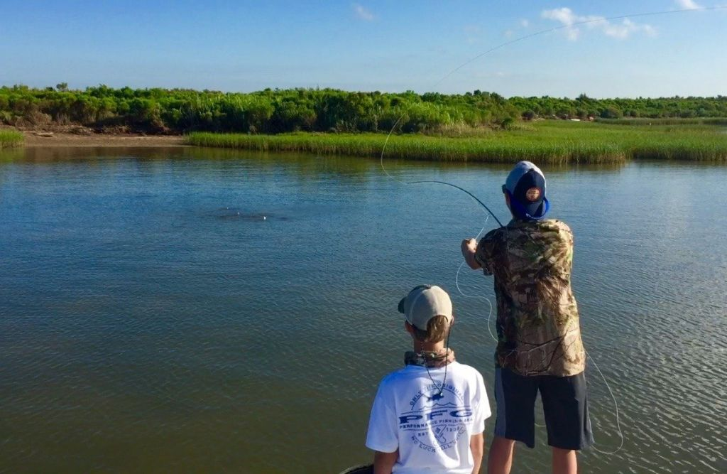 3b fly fishing fly fishing guide fly dreamers directory for Fly fishing houston