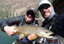 brown trout Fly-fishing Situation – Scott Marr shared this Photo in Fly dreamers