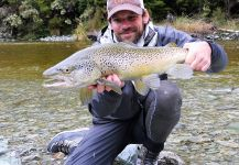 Fly-fishing Pic of Browns shared by Christof Menz | Fly dreamers