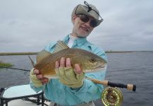 Fly-fishing Photo of Redfish shared by Martin Seeling | Fly dreamers