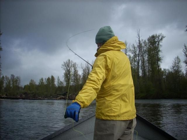 Two dudes fly fishing fly fishing guide fly dreamers for Fishing eugene oregon