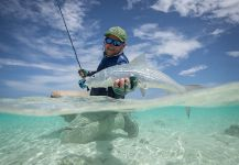 Fly-fishing Image of Bonefish shared by Black Fly Eyes Flyfishing | Fly dreamers