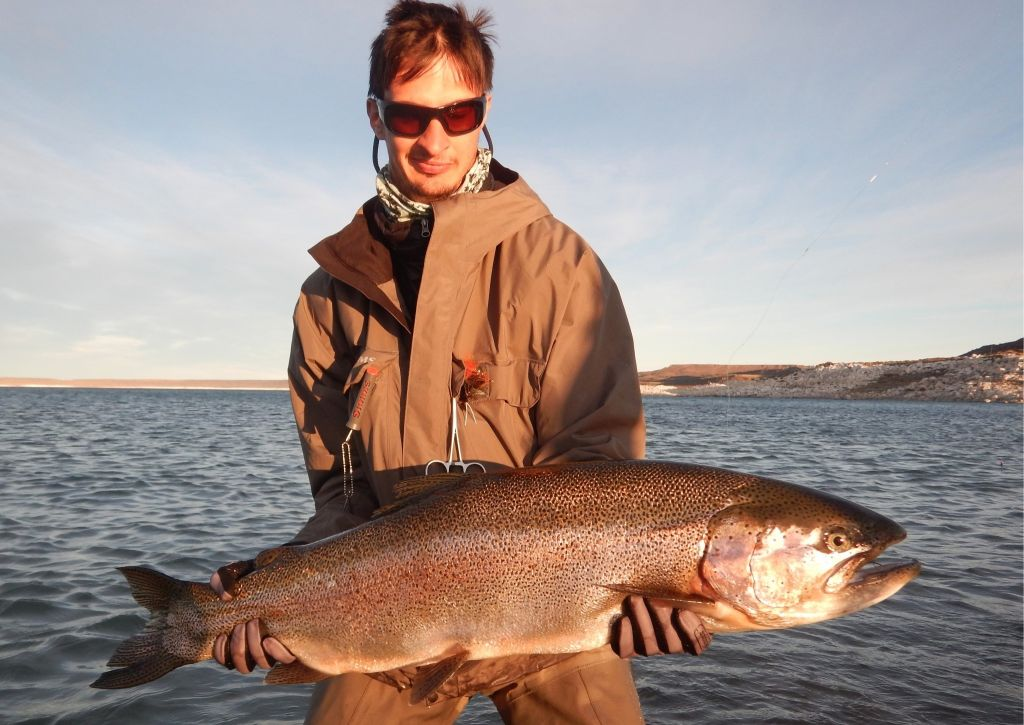 Pv fishing trips fly fishing outfitter fly dreamers for Santa cruz fishing report