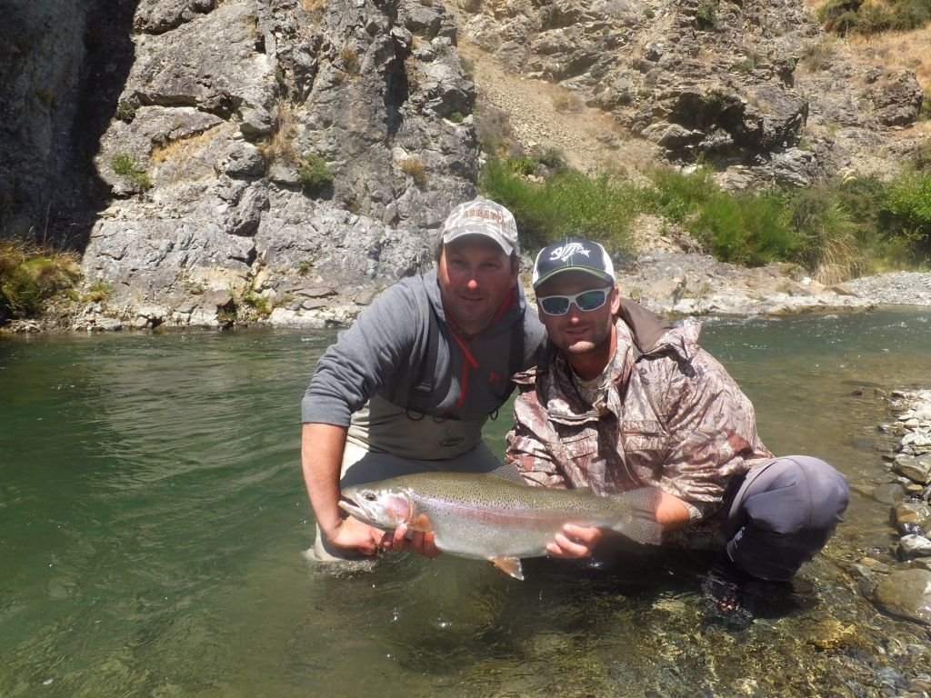 New zealand fly fishing escapes fly fishing lodge fly for New zealand fish