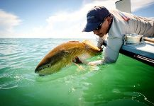 Chanan Chansrisuriyawong 's Fly-fishing Photo of a Redfish | Fly dreamers