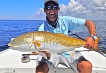 Redfish Fly-fishing Situation – Skip Zink shared this Cool Photo in Fly dreamers