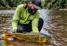 Fly-fishing Photo of Pirayu shared by Tomasz Talarczyk | Fly dreamers
