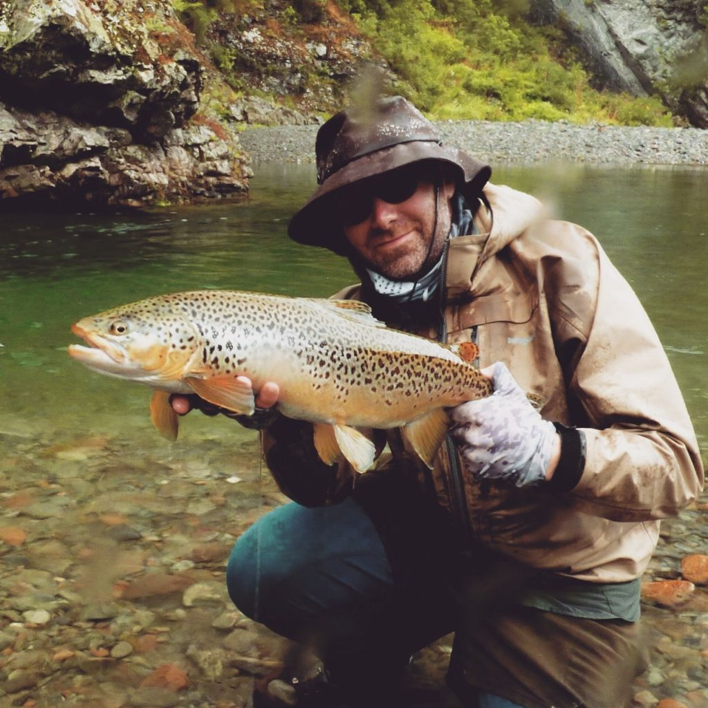 Troutseekers guiding new zealand fly fishing guide fly for Fly fishing book