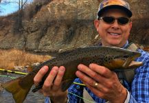 Fly-fishing Picture of Brownie shared by Mark Greer | Fly dreamers