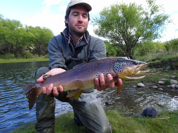 Fishing Report: Patagonia by Patricio Mac Allister