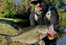 John Kelly 's Fly-fishing Catch of a largies | Fly dreamers