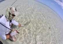Fly-fishing Situation of Bonefish - Image shared by Brandon Leong | Fly dreamers