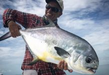 Fly-fishing Photo of Permit shared by Martin Carranza | Fly dreamers