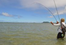 Bonefish Fly-fishing Situation – Brandon Leong shared this Image in Fly dreamers