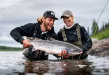 Wedge Hills  Lodge 's Fly-fishing Photo of a Parr | Fly dreamers