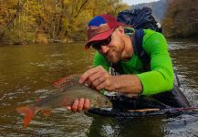 Grayling Fly-fishing Situation – Uros Kristan - URKO Fishing Adventures shared this Sweet Pic in Fly dreamers