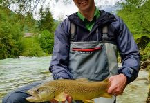 Marble Trout Fly-fishing Situation – Uros Kristan - URKO Fishing Adventures shared this Image in Fly dreamers