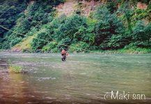 Maki Caenis 's Impressive Fly-fishing Gear Pic | Fly dreamers
