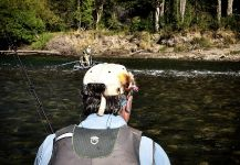 Matapiojo  Lodge 's Sweet Fly-fishing Situation Image | Fly dreamers