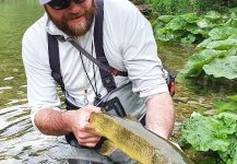 Fly-fishing Picture of Marble Trout shared by Uros Kristan - URKO Fishing Adventures | Fly dreamers