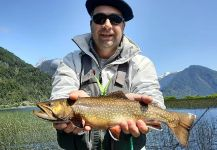 Matapiojo  Lodge 's Fly-fishing Picture of a Brook trout | Fly dreamers