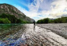 Matapiojo  Lodge 's Fly-fishing Situation Photo | Fly dreamers