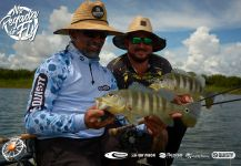 Fly-fishing Picture of Peacock Bass shared by Kid Ocelos | Fly dreamers