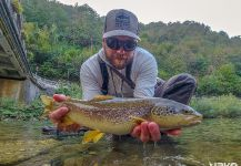 Marble Trout Fly-fishing Situation – Uros Kristan - URKO Fishing Adventures shared this Cool Image in Fly dreamers