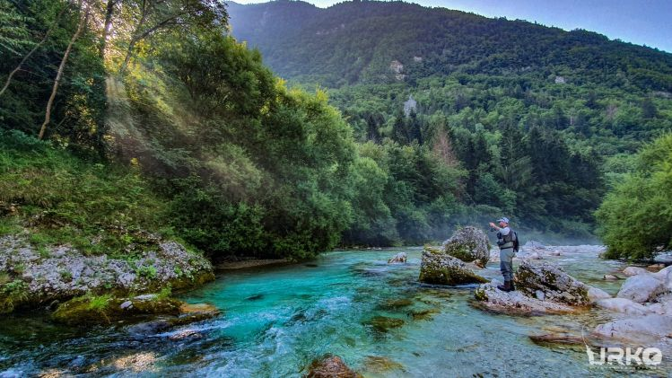 In 2020 we explored some newly opened stretches in the upper Soča Valley, and thay are just breathtaking! We're so excited to show them to you.