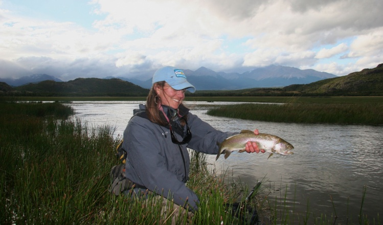 A great day with Patagonia River Guides