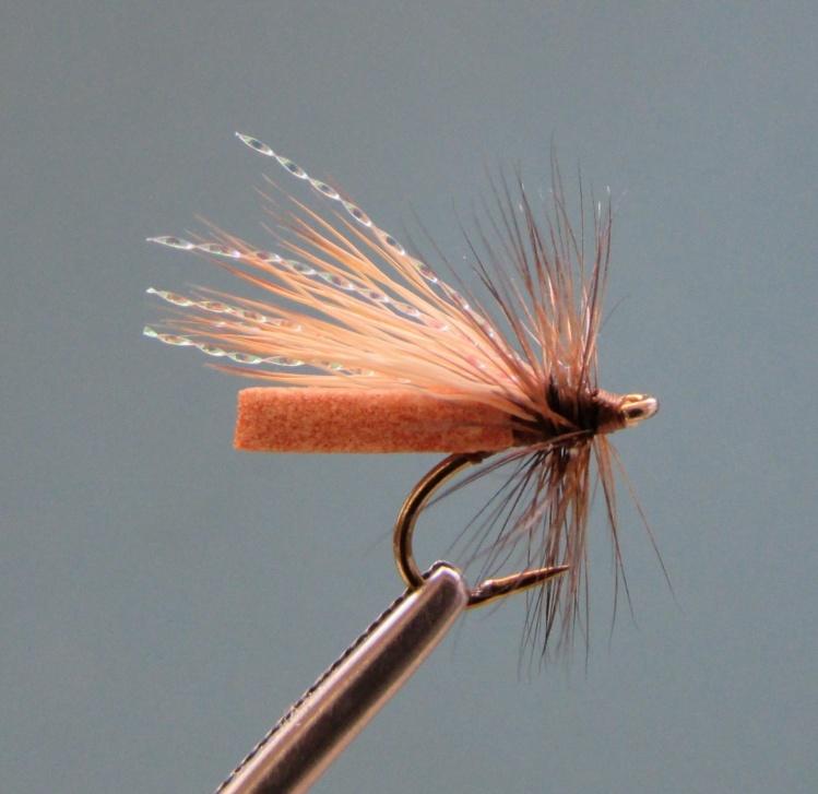 Foam Body Caddis - Fly fishing Photos | Fly dreamers