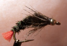 Vladimir Petrovic 's Fly-tying for Brown trout - Image – Fly dreamers