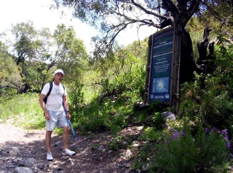 Camino al Dique los Alazanes - Córdoba | Fly dreamers