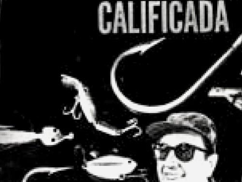 """Una Visión..   En 1965 en su título """"Spinning Pesca Calificada"""" el inefable Roberto Zapico Antuña escribió el siguiente texto bajo el sub-título: """"¿Qué es un guía de pesca?""""; """"Para proveer al término medio de los deportistas que ..."""