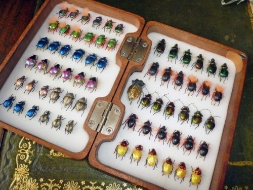 By Patricio Mac Allister.. Fabrizio Gajardoni is a world-class fly tier from Rimini, Italy. His name is behind many creations due to his fantastic talent at the vise for all kinds of patterns: dries, nymphs, deer bass and pike flies, saltwater patterns an...