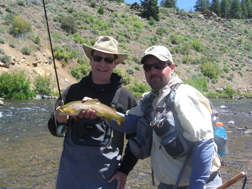 Tahoe fly fishing outfitters fly fishing agent fly for Fly fishing outfitters