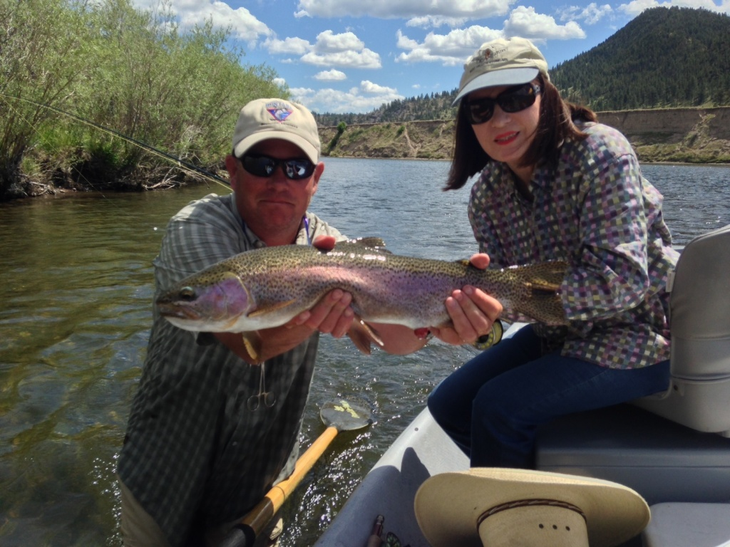 Montana troutwranglers fly fishing outfitter fly for Bozeman mt fly fishing